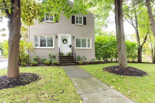 277 Weston Rd, Wellesley, MA 02482 (MLS #72577609) :: The Gillach Group