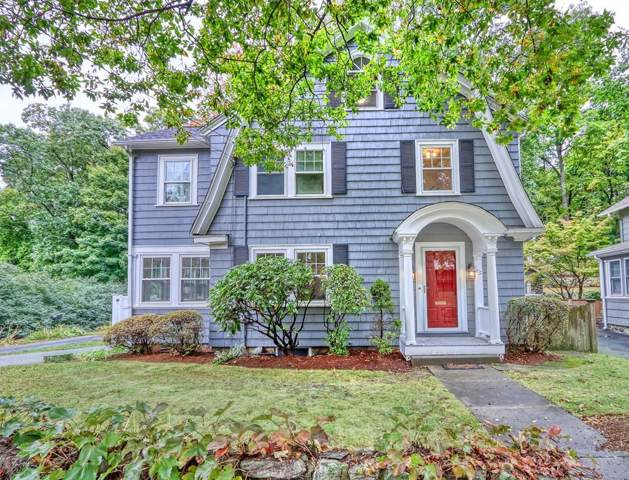 165 Warwick Rd, Melrose, MA 02176 (MLS #72577807) :: Trust Realty One