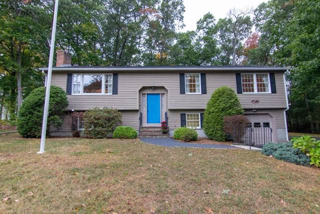 391 Old Post Road, Walpole, MA 02081 (MLS #72577936) :: Exit Realty