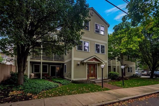 30 Cameron Street #5, Brookline, MA 02445 (MLS #72578027) :: The Gillach Group
