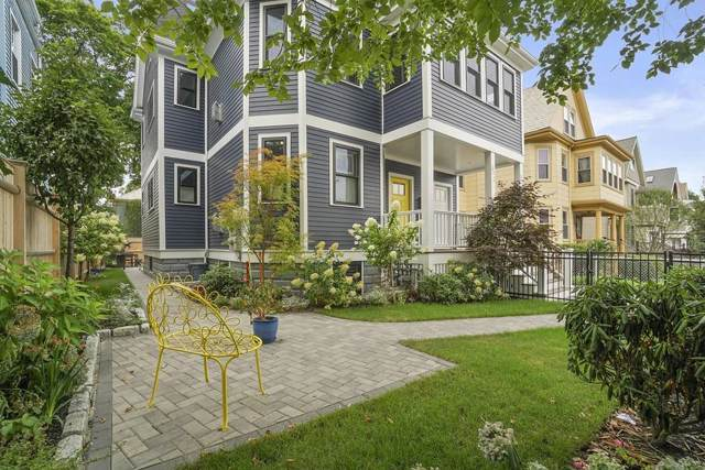 312 Concord Avenue #312, Cambridge, MA 02138 (MLS #72578094) :: The Gillach Group