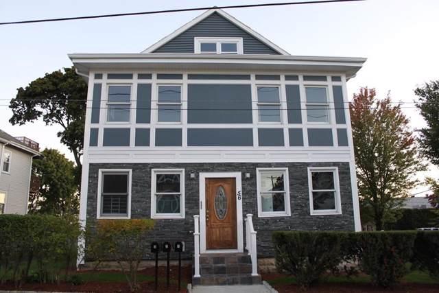 56 Putnam St #1, Watertown, MA 02472 (MLS #72578110) :: RE/MAX Vantage