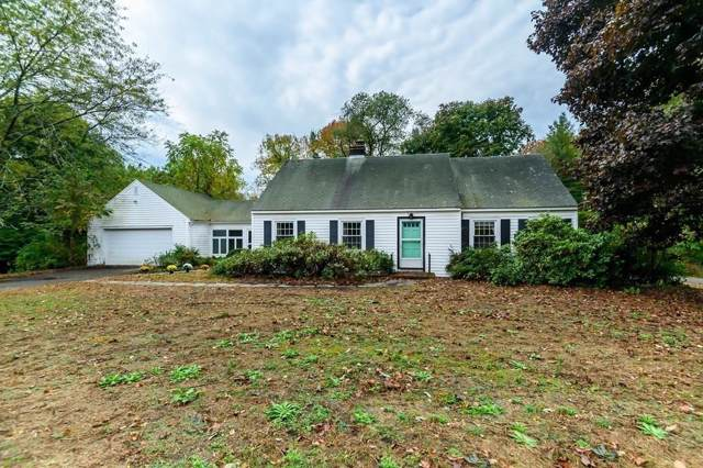 145 Hidden Road, Andover, MA 01810 (MLS #72578174) :: Trust Realty One