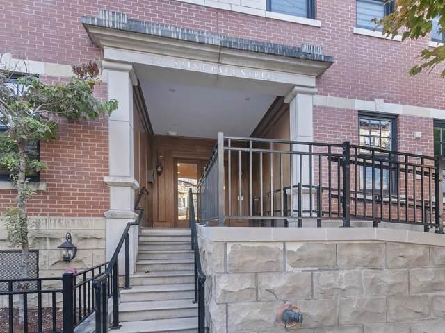 100 Saint Paul St #101, Brookline, MA 02446 (MLS #72578199) :: Walker Residential Team