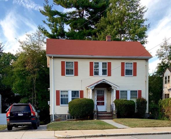 199 Weld St, Boston, MA 02132 (MLS #72578259) :: The Gillach Group