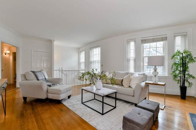 5 West Hill Pl A, Boston, MA 02114 (MLS #72578320) :: Atlantic Real Estate