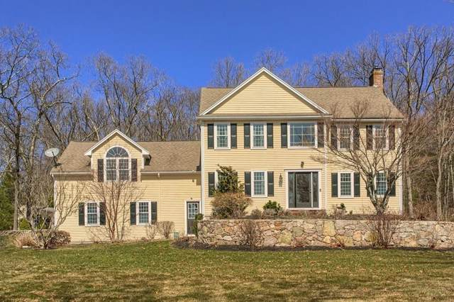 25 Grant Ave, Wrentham, MA 02093 (MLS #72578344) :: Primary National Residential Brokerage