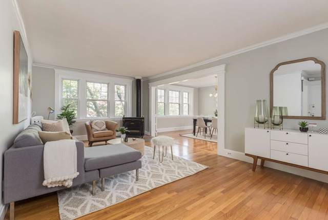 50 Lancaster Ter #4, Brookline, MA 02446 (MLS #72578370) :: The Gillach Group