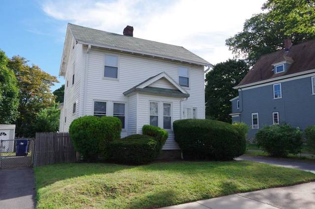 181 Maple St, Boston, MA 02132 (MLS #72578382) :: The Gillach Group