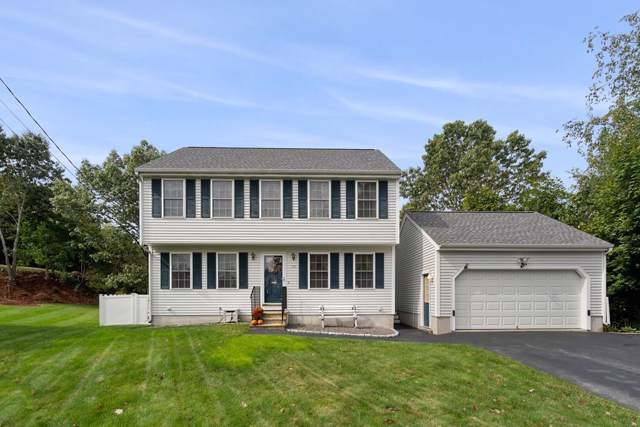 10 Whittemore Pl, Nashua, NH 03064 (MLS #72578451) :: Atlantic Real Estate