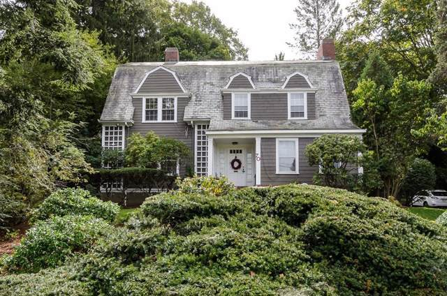 70 Hull Street, Newton, MA 02460 (MLS #72578558) :: Walker Residential Team