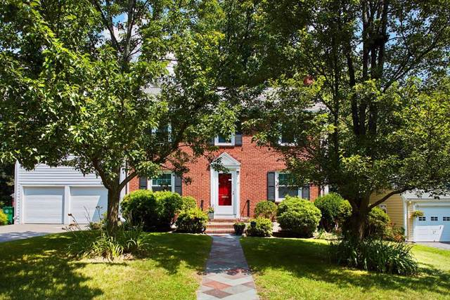 17 Converse Ave., Newton, MA 02458 (MLS #72578591) :: Walker Residential Team