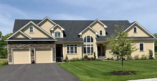 55 Fairway View Dr #55, Sutton, MA 01590 (MLS #72578633) :: Westcott Properties
