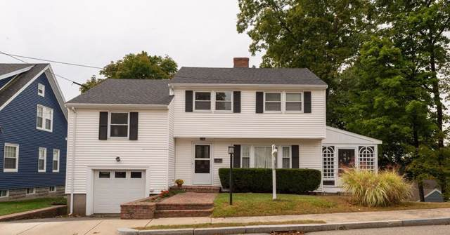 24 Rowe Hill Road, Stoneham, MA 02180 (MLS #72578735) :: Trust Realty One