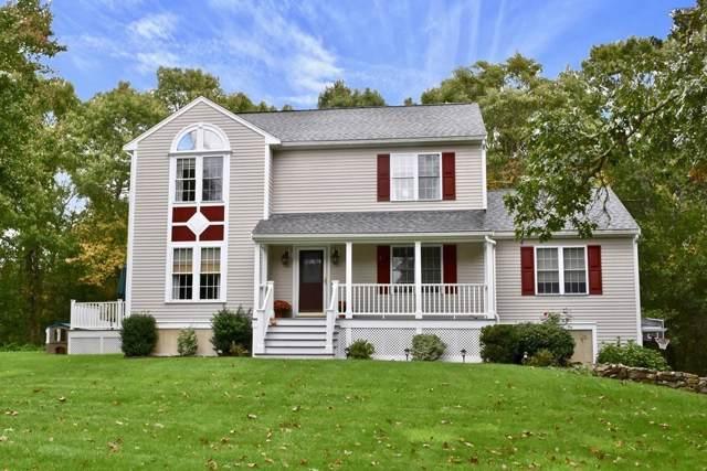 3 Warbler Way, Dartmouth, MA 02747 (MLS #72578747) :: Welchman Torrey Real Estate Group