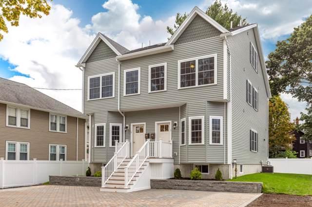 7-9 Webster Street #7, Medford, MA 02155 (MLS #72578796) :: Compass