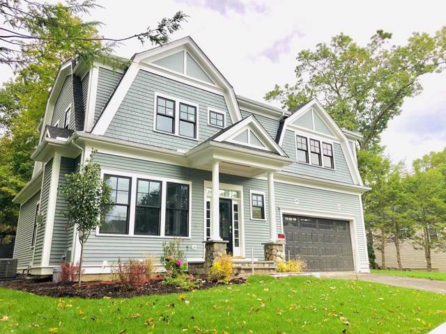 33 Hickory Road, Wellesley, MA 02482 (MLS #72578873) :: The Gillach Group