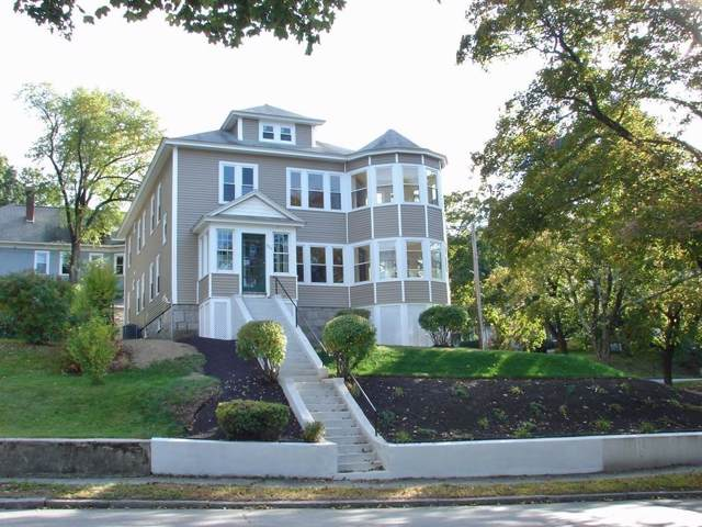 920 Pleasant St, Worcester, MA 01602 (MLS #72578900) :: Trust Realty One