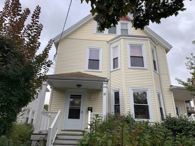 32 Bayard St #32, Boston, MA 02134 (MLS #72578984) :: Vanguard Realty