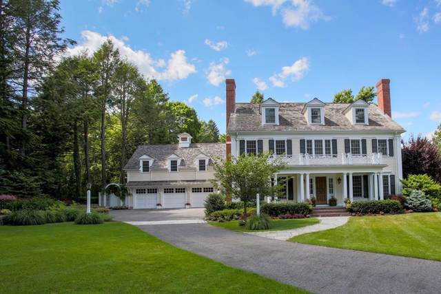 71 Hundreds Rd, Wellesley, MA 02481 (MLS #72579097) :: The Gillach Group
