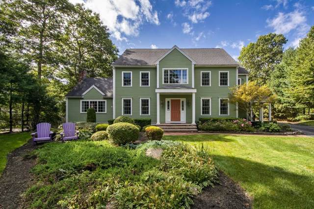 318 Prince Rogers Way, Marshfield, MA 02050 (MLS #72579176) :: Trust Realty One