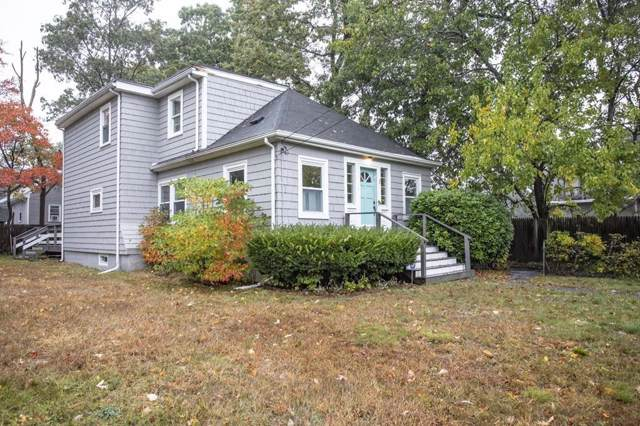 7 Hall St, Randolph, MA 02368 (MLS #72579307) :: Trust Realty One