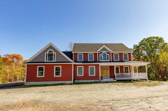 433 Oak, Swansea, MA 02777 (MLS #72579359) :: revolv