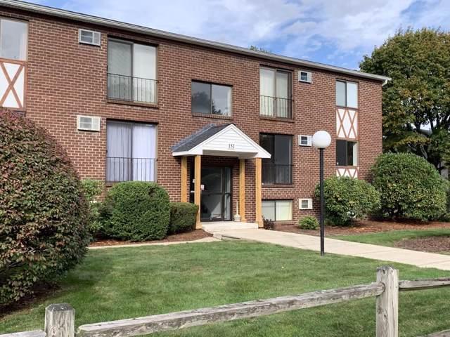 151 King Street #202, Franklin, MA 02038 (MLS #72579361) :: Vanguard Realty