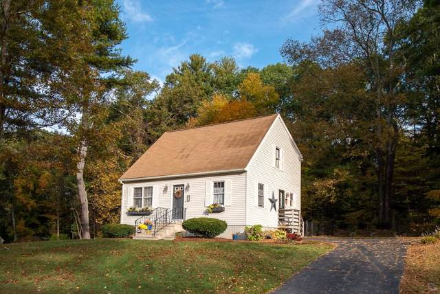 14 Wasilla Dr, Leicester, MA 01542 (MLS #72579362) :: Vanguard Realty