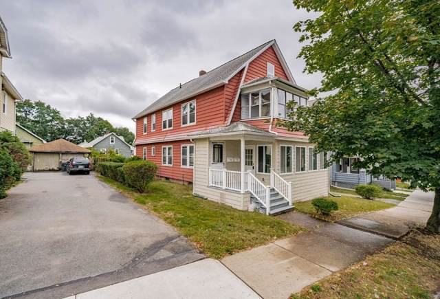 447-449 Carew Street, Springfield, MA 01104 (MLS #72579385) :: The Gillach Group