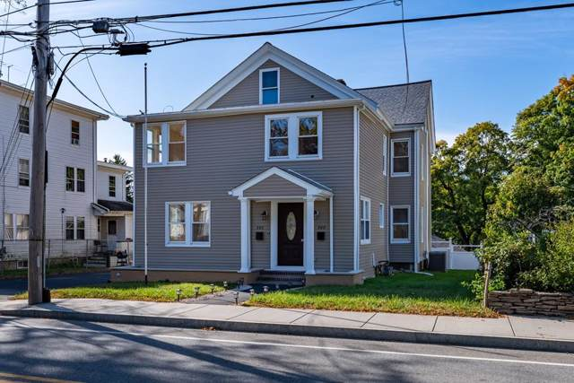 260 Main, Franklin, MA 02038 (MLS #72579386) :: The Gillach Group