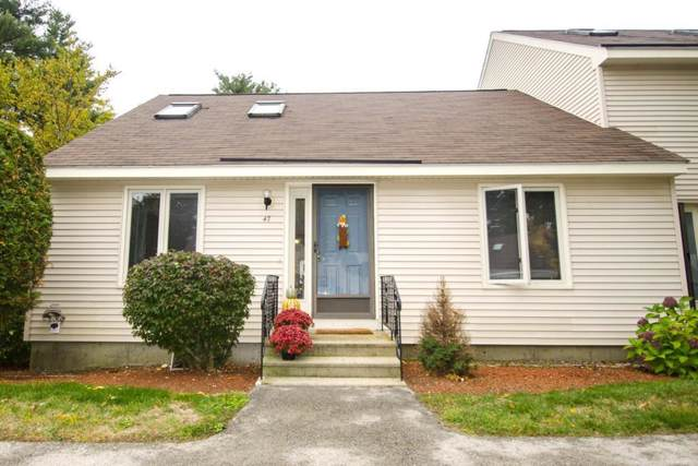 1555 Bodwell Rd #47, Manchester, NH 03109 (MLS #72579387) :: The Gillach Group