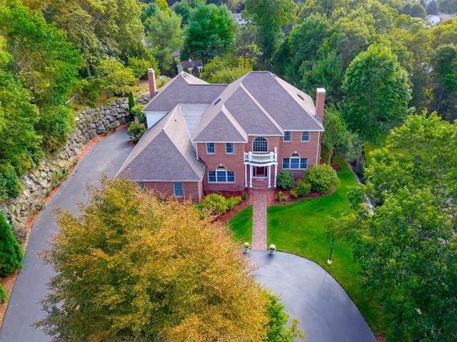 7 Wagon Wheel Rd, Winchester, MA 01890 (MLS #72579451) :: Exit Realty
