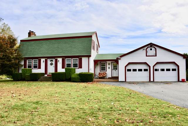169 Pleasant St, Rehoboth, MA 02769 (MLS #72579452) :: Compass