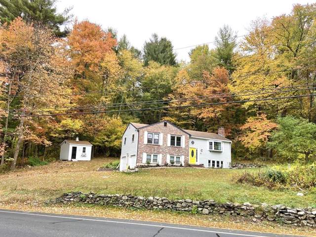 81 Lowell Road, Westford, MA 01886 (MLS #72579522) :: Compass