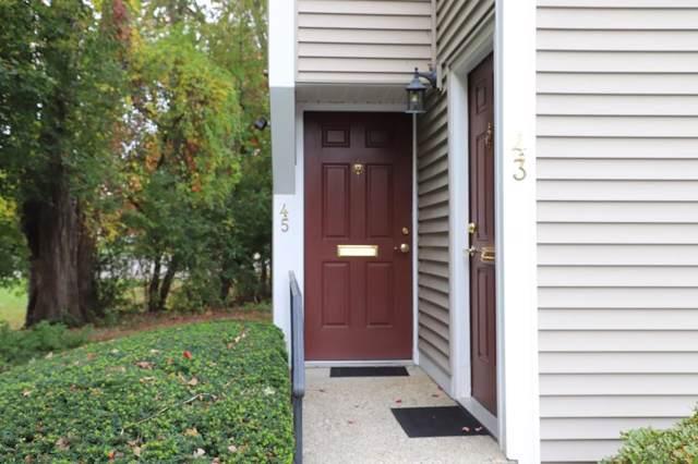 45 Nassau Drive #45, Springfield, MA 01129 (MLS #72579542) :: Vanguard Realty
