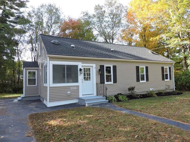 27 Rocky Hill Road, Oxford, MA 01540 (MLS #72579544) :: Trust Realty One
