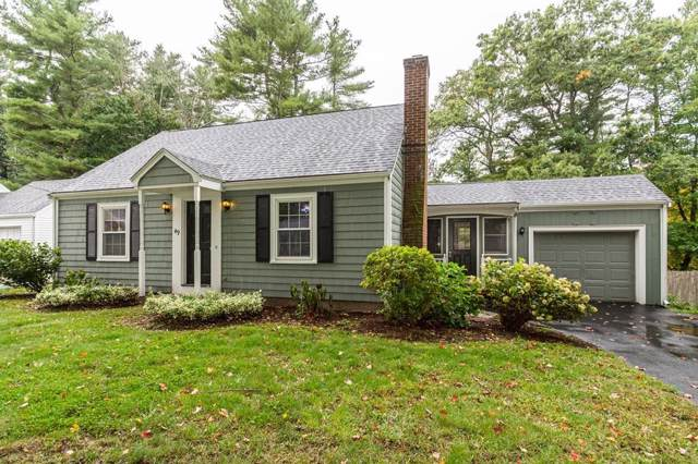 49 S Elm St, West Bridgewater, MA 02379 (MLS #72579572) :: Anytime Realty