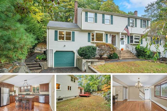 37 Pinecrest Rd #37, Uxbridge, MA 01569 (MLS #72579675) :: Primary National Residential Brokerage