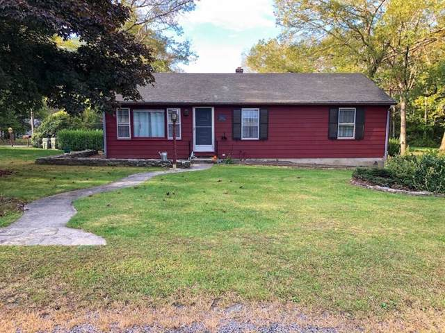 1 Sylvester Drive, Webster, MA 01570 (MLS #72579694) :: Anytime Realty