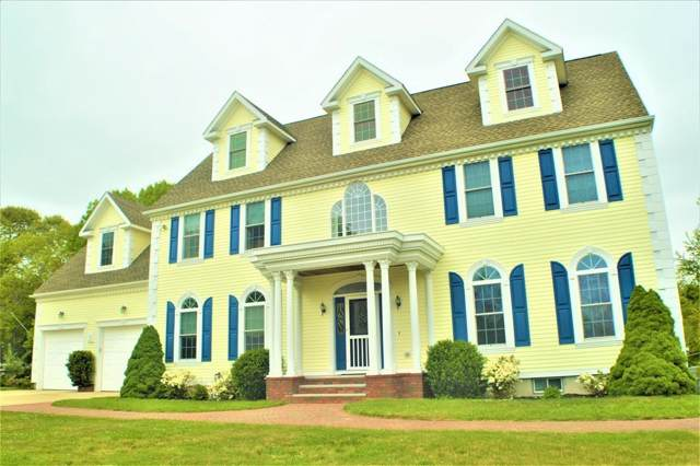 1 Aster Ln, Dartmouth, MA 02748 (MLS #72579745) :: DNA Realty Group