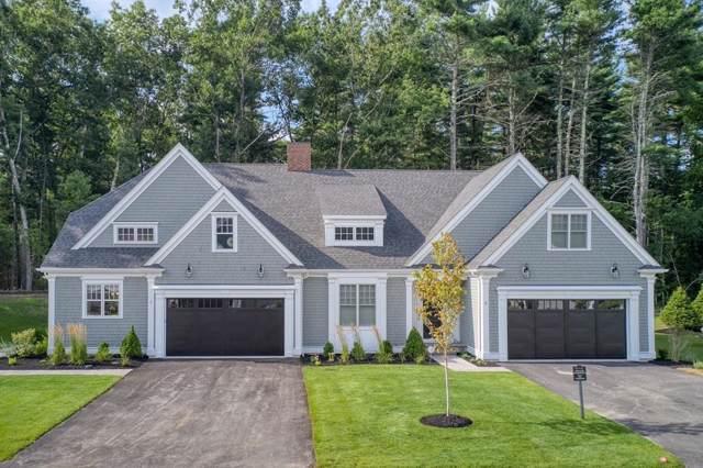 16 Garrison Way, Carlisle, MA 01741 (MLS #72579999) :: Berkshire Hathaway HomeServices Warren Residential