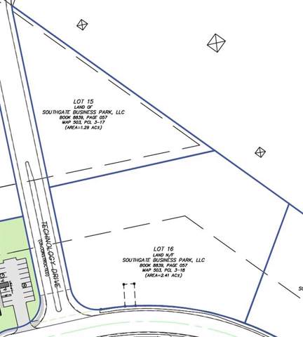 Lot 15 Research Drive, Leominster, MA 01453 (MLS #72580084) :: Driggin Realty Group