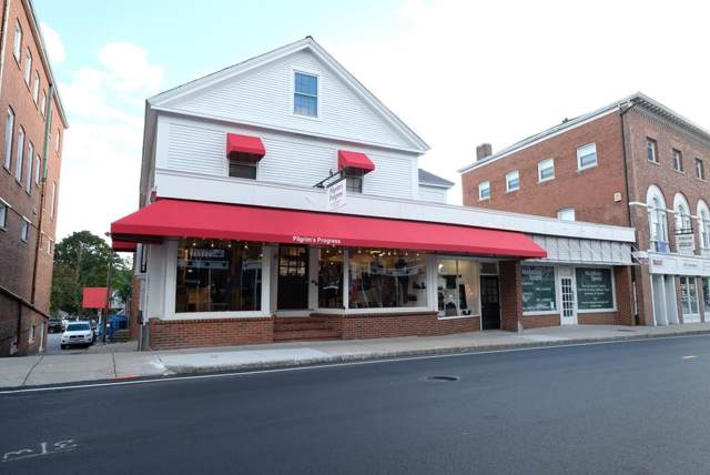 9-13 Court Street, Plymouth, MA 02360 (MLS #72580138) :: Driggin Realty Group