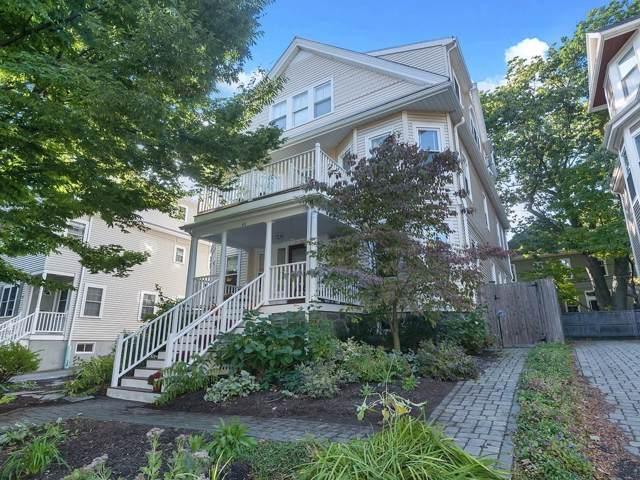 44 Harrison St #1, Brookline, MA 02446 (MLS #72580172) :: Walker Residential Team