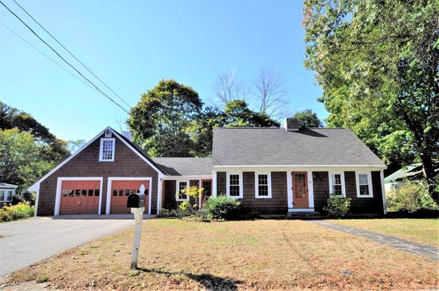 17 Strong Ave, East Bridgewater, MA 02333 (MLS #72580200) :: Revolution Realty