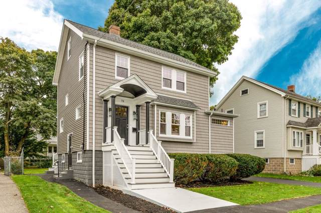 78 Woods Rd, Medford, MA 02155 (MLS #72580226) :: Revolution Realty