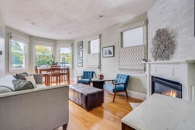 1520 Columbia Road #1, Boston, MA 02127 (MLS #72580409) :: Atlantic Real Estate