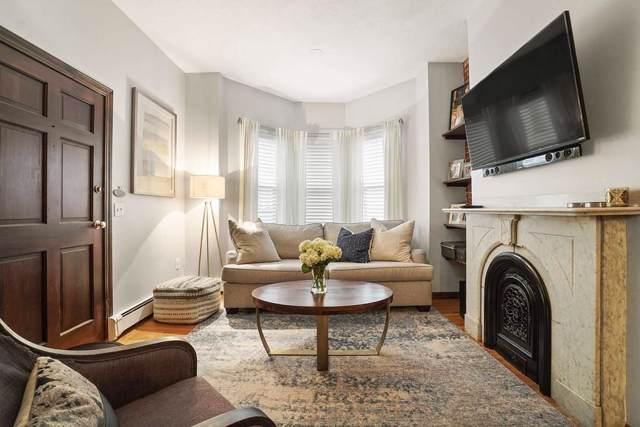 12 Pacific Street #1, Boston, MA 02127 (MLS #72580437) :: Atlantic Real Estate