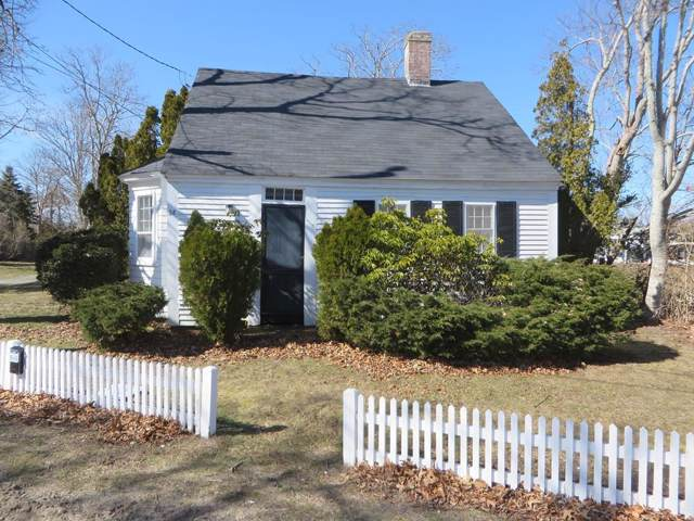 58 Bank St, Harwich, MA 02646 (MLS #72580484) :: The Gillach Group